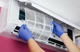 Manutenção Ar-condicionado