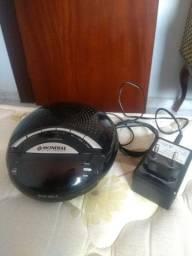 Rádio relógio R$50