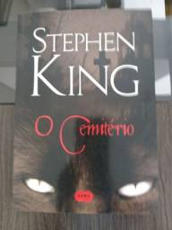 Livro O cemitério - Stephen King
