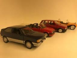 Miniaturas brasileiras