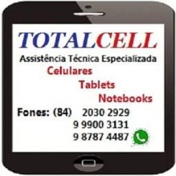 Assistência Técnica Celulares, Tablets e Notebooks
