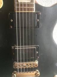 Guitarra les paul + 2 pedais