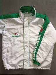 Jaqueta Blusa Casaco Heineken Original