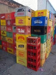 Engradados cerveja compro