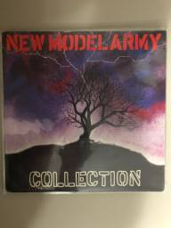 New Model Army - Collection - LP Vinil