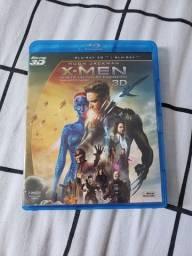 Blu-Ray 3D + Blu-Ray Original X-Man: Dias de um Futuro Esquecido