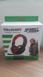 Headset PcGamer com microfone