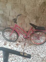 Bicicleta Poti média