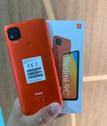 Smartphone lacrado xiaomi 9c