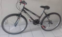 Bicicleta aro 26 preta