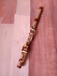 Flauta Quena, em C Pela metade do Preço