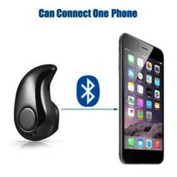 Mini Fone de Ouvido Bluetooth Sem Fio - Novo