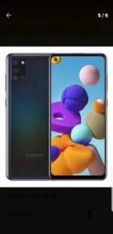 Samsung Galaxy a21s( PROMOÇÃO DE OUTUBRO)
