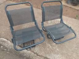 Duas cadeiras P/ barco! 100,00 Cada!