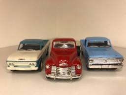 Miniaturas pick-ups 1:43