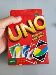 Jogo de carta UNO -A pronta entrega