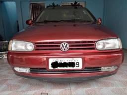 VW Gol GLI 1.8 AP álcool monoponto
