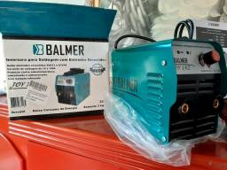 Máquina inversora de solda MMA/Eletrodos revestidos Balmer 142 amp/220v