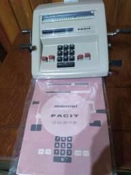 Rara !!! Calculadora antiga para decoração !!!