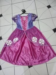 Vestido princesa Sofia tm 8