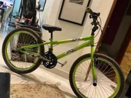 Vendo bike Tunada com peças de marca