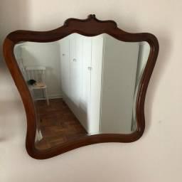 Espelho provençal 78cm x 64cm
