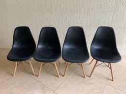 4 Cadeiras Eames