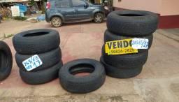 Vendo pneus usados