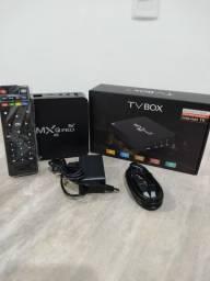 TV Box 4GB/64GB