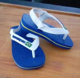 Chinelo havaianas baby infantil