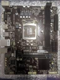 Placa mãe H110M-H DDR3