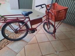 Bike cargueira semi nova