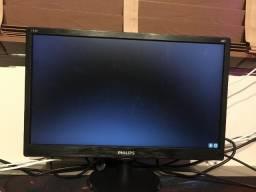 Monitor 60hz 18,5 resolução 1366X768