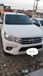 Uma Toyota Hilux