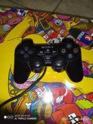 Controle de PS2 ORIGINAL da SONY