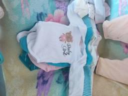 Roupas para bebê RN à 3 meses