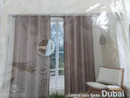 Cortina de blackout para porta de vidro