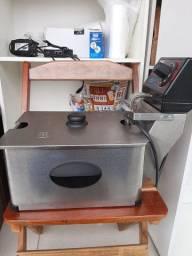 Fritadeira Cotherm Inox 5 litros