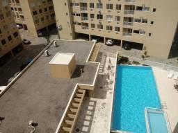 AL-7905B-Residencial Ouro verde,apto 2 quartos,sala.varanda, cozinha e uma vaga