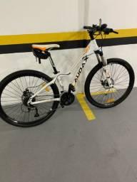 Bicicleta audax adx 101 aro 27.5 27v freio hidraulico