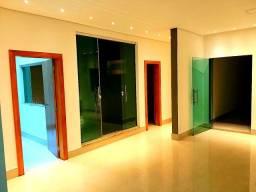 Casa zero Em Almenara MG 3 quartos de laje e no porcelanato