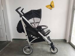 Carinho de bebê+ bebê conforto Dzieco