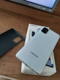 Samsung A71 zerado completo  ( quero somentr iPhone 8)