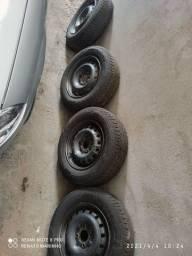 Rodas aro 13 Fiat