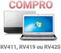 Notebook Samsung RV411 RV419 e RV420