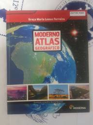 Moderno Atlas Geográfico- Editora Moderna