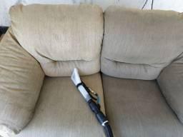 Seu Sofá Está Sujo? Ligue WF-Higienização
