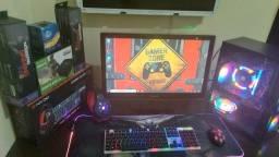 PC Gamer i7 2600K/16GB/GTX960 4GB DDR5/1TB/+ Monitor 27HD Roda Todos Os Jogos Atuais