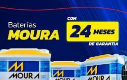 Bateria Moura 24 Meses de Garantia