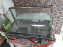 Estufa elétrica para vender logo